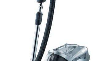 Avis aspirateur Lg Kompressor VC9074S